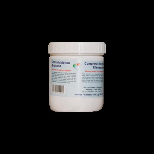 Chloor tabletten