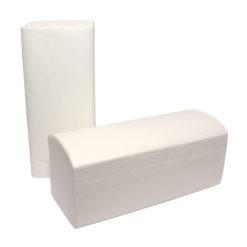 Handdoek I-vouw cellulose 2-laags