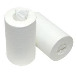 Mini poetspapier zonder koker