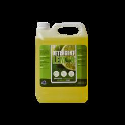 Geconcentreerd handafwasmiddel lemon citroen