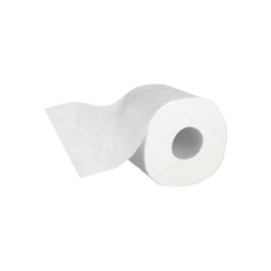 Toiletpapier cellulose 2 laags