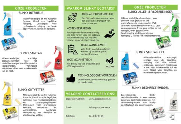 Milieuvriendelijke schoonmaakproducten